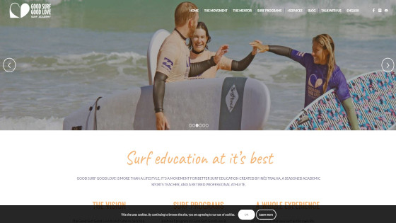 Technical Consulting - Good Surf Good Love