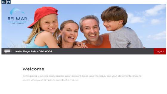 Software Development - Belmar Owners Portal