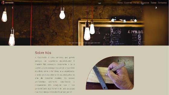 Web Design - Website Creation - Carpibarão