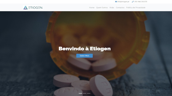 Web Design - Website Creation - Etiogen